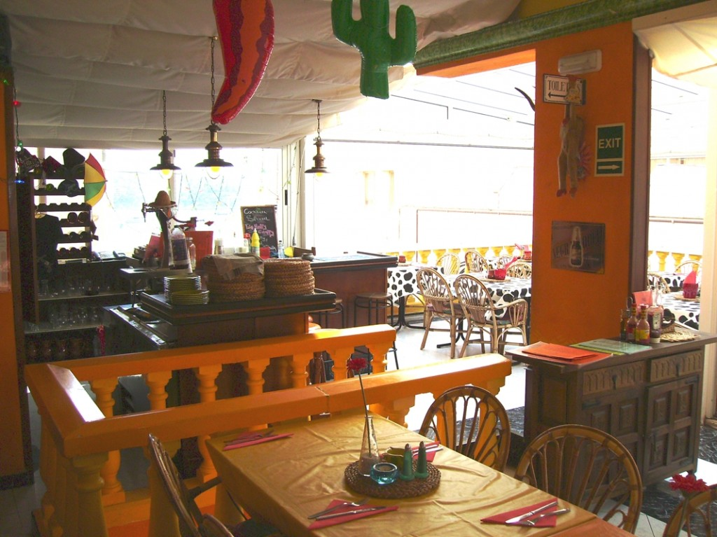 MEXICAN RESTAURANT WITH SEA VIEW FOR SALE