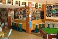 POPULAR CAFE/BAR ONLY 60 METERS FROM BEACH