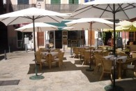CAFE BAR / RESTAURANT IN CENTRAL PALMA SQUARE
