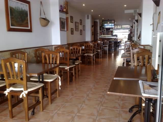 PUERTO POLLENSA RESTAURANT WITH SEA VIEW FOR SALE